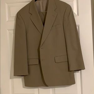 pant and coat suit